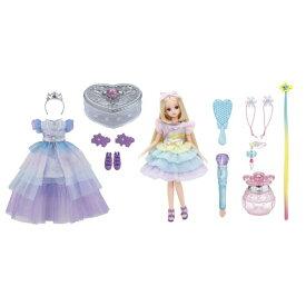 リカちゃん ゆめいろメイクひまりちゃん クールdeメガもり デラックスおもちゃ こども 子供 女の子 人形遊び 3歳