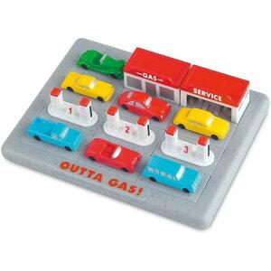 PPT70501 12マスの交通整理スライドパズルガソリンスタンドへ急げおもちゃ こども 子供 知育 勉強 8歳