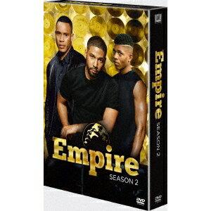 Empire/エンパイア 成功の代償 シーズン2 DVDコレクターズBOX2 【DVD】