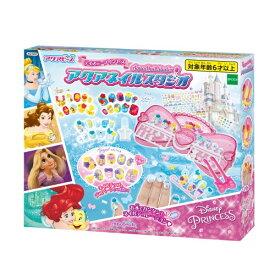 AQ-N01ディズニープリンセス アクアネイルスタジオおもちゃ こども 子供 女の子 人形遊び 6歳 シンデレラ