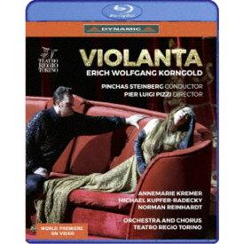 コルンゴルト:歌劇≪ヴィオランタ≫1幕 【Blu-ray】