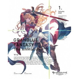 GRANBLUE FANTASY The Animation Season 2 1《完全生産限定版》 (初回限定) 【DVD】