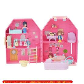 ヒーリングっどプリキュア プリコーデハウス エレベーターのあるおおきなプリキュアのおうちおもちゃ こども 子供 女の子 人形遊び ハウス 3歳