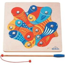 HY704610 魚つりパズルおもちゃ こども 子供 知育 勉強 4歳