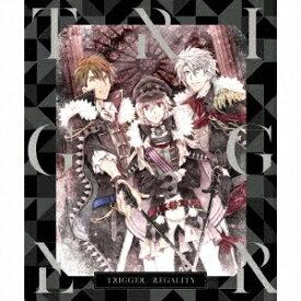 TRIGGER/REGALITY《完全生産限定豪華盤》 (初回限定) 【CD】