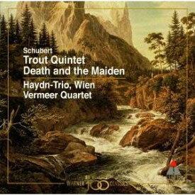 ウィーン・ハイドン・トリオ/シューベルト:ピアノ五重奏曲「ます」 弦楽四重奏曲「死と乙女」 【CD】