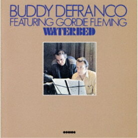 バディ・デフランコ/ウォーターベッド《完全限定生産盤》 (期間限定) 【CD】