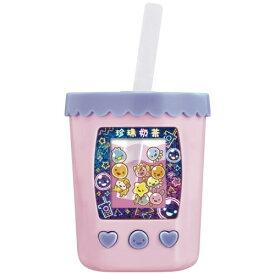 まぜまぜミックス!ぷにタピちゃん ピーチミルクティーおもちゃ こども 子供 ゲーム 6歳
