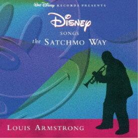 ルイ・アームストロング/サッチモ・シングス・ディズニー(デジタル・リマスター盤) 【CD】