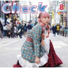栗原ゆう/Check 【CD】