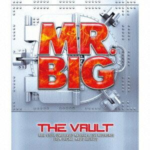 【送料無料】MR.BIG/The VAULT 25周年記念オフィシャル・アーカイヴ・ボックス(初回限定) 【CD+DVD】