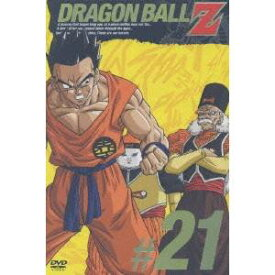 DRAGON BALL Z #21 【DVD】