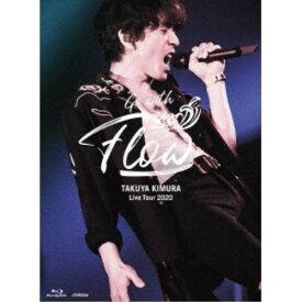 木村拓哉/TAKUYA KIMURA Live Tour 2020 Go with the Flow (初回限定) 【Blu-ray】