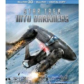 スター・トレック イントゥ・ダークネス 3D&2Dブルーレイセット 【Blu-ray】