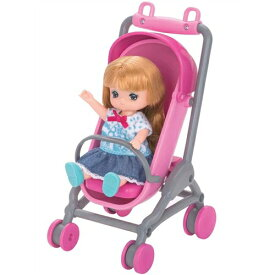 リカちゃん LF-11 おせわベビーカー おもちゃ こども 子供 女の子 人形遊び 小物 3歳