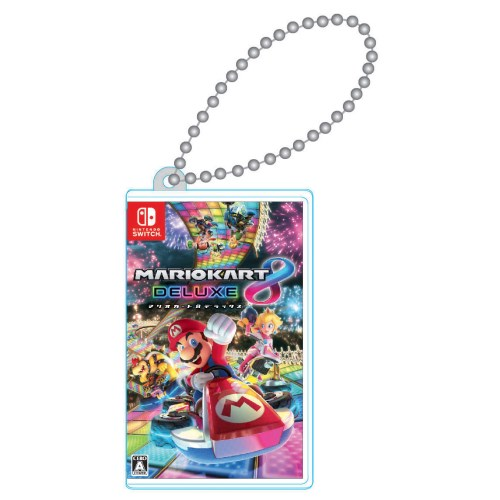 Nintendo Switch専用カードポケットmini マリオカート8DX