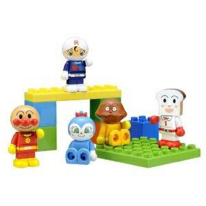 【送料無料】ブロックラボ ワールドシリーズ ブロックといっしょに遊べる!わいわいブロックドールセット