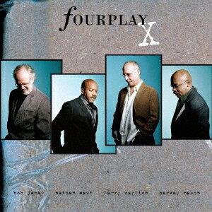 フォープレイ/X (期間限定) 【CD】