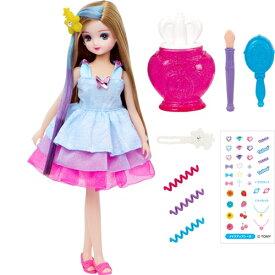 ラッピング対応可◆リカちゃん キラメイク つばさちゃん クリスマスプレゼント おもちゃ こども 子供 女の子 人形遊び 3歳