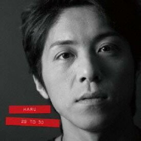 HARU/29 to 30 【CD】