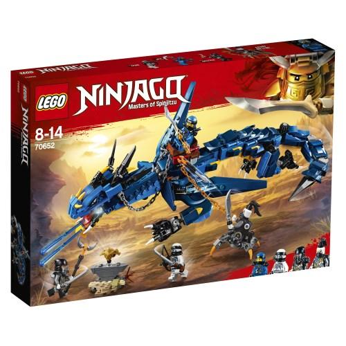 LEGO 70652 ニンジャゴー ジェイとイナズマ・ドラゴン