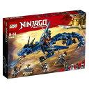 LEGO 70652 ニンジャゴー ジェイとイナズマ・ドラゴン おもちゃ こども 子供 レゴ ブロック 8歳