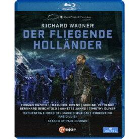 ワーグナー:歌劇≪さまよえるオランダ人≫ 【Blu-ray】