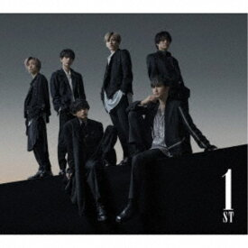 SixTONES/1ST《初回盤A/原石盤》 (初回限定) 【CD+DVD】