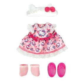 メルちゃん きせかえセット ハローキティ いちごワンピおもちゃ こども 子供 女の子 人形遊び 洋服 3歳