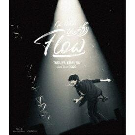 木村拓哉/TAKUYA KIMURA Live Tour 2020 Go with the Flow《通常盤》 【Blu-ray】