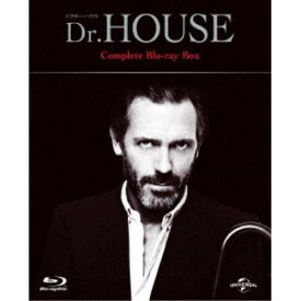Dr.HOUSE/ドクター・ハウス コンプリート ブルーレイBOX (初回限定) 【Blu-ray】