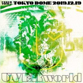UVERworld/UNSER TOUR at TOKYO DOME 2019.12.19 (初回限定) 【Blu-ray】