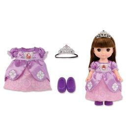 ●ラッピング指定可●ずっとぎゅっと レミン&ソラン ちいさなプリンセス ソフィア ドレスセット クリスマスプレゼント おもちゃ こども 子供 女の子 人形遊び 洋服 3歳 ディズニープリンセス