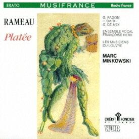 マルク・ミンコフスキ/ラモー:歌劇「プラテー」 【CD】