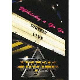 ストライパー/ライヴ・アット・ザ・ウィスキー・ア・ゴー・ゴー 【DVD】