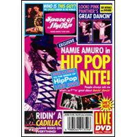 安室奈美恵/SPACE OF HIP-POP NAMIE AMURO TOUR 2005 【DVD】