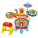 【送料無料】アンパンマン ノリノリライブ♪BIG電子ドラム&キーボード おもちゃ こども 子供 知育 勉強 3歳