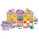 【送料無料】リカちゃん わんにゃんトリマー にぎやかペットショップ おもちゃ こども 子供 女の子 人形遊び ハウス 3歳