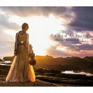 【送料無料】Ayasa/BEST I Special Edition Ver.1《完全生産限定盤》 (初回限定) 【CD+Blu-ray】