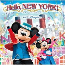 (ディズニー)/東京ディズニーシー ハロー、ニューヨーク! 【CD】