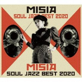 MISIA/MISIA SOUL JAZZ BEST 2020《限定盤B》 (初回限定) 【CD+DVD】