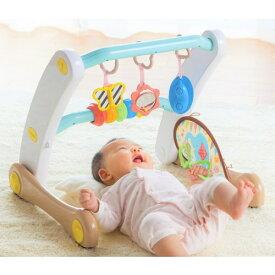 ●ラッピング指定可●うちの赤ちゃん世界一 スマート知育ジム&ウォーカー クリスマスプレゼント おもちゃ こども 子供 知育 勉強 ベビー 0歳