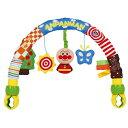 【送料無料】ベビラボ アンパンマン とにかくどこでもジムメリー おもちゃ こども 子供 知育 勉強 ベビー 0歳