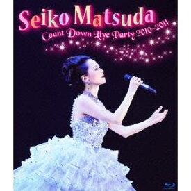 Seiko Matsuda Count Down Live Party 2010〜2011 【Blu-ray】