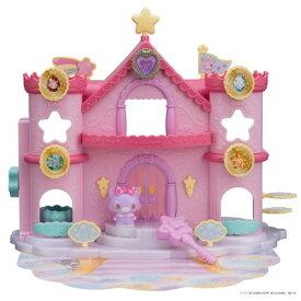 ミュークルドリーミー おそらのうえのおしろおもちゃ こども 子供 女の子 人形遊び ハウス 3歳