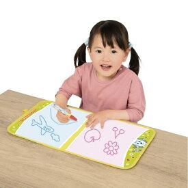 スイスイおえかき いないいないばぁっ!ワンワンとうーたん どこでもおえかきバッグおもちゃ こども 子供 知育 勉強 1歳6ヶ月 いないいないばあっ!