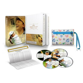 第43回全英女子オープンゴルフ 〜笑顔の覇者・渋野日向子 栄光の軌跡〜 豪華版《豪華版》 【Blu-ray】