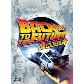 バック・トゥ・ザ・フューチャー トリロジー 30thアニバーサリー・デラックス・エディション ブルーレイBOX 【Blu-ray】