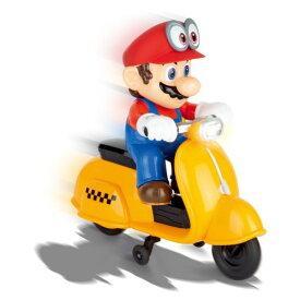スーパーマリオオデッセイ スーパーマリオスクーターおもちゃ こども 子供 ラジコン