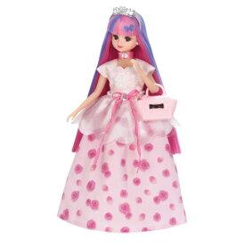 リカちゃん アクアカール ドレスセット レディローズ おもちゃ こども 子供 女の子 人形遊び 洋服 3歳